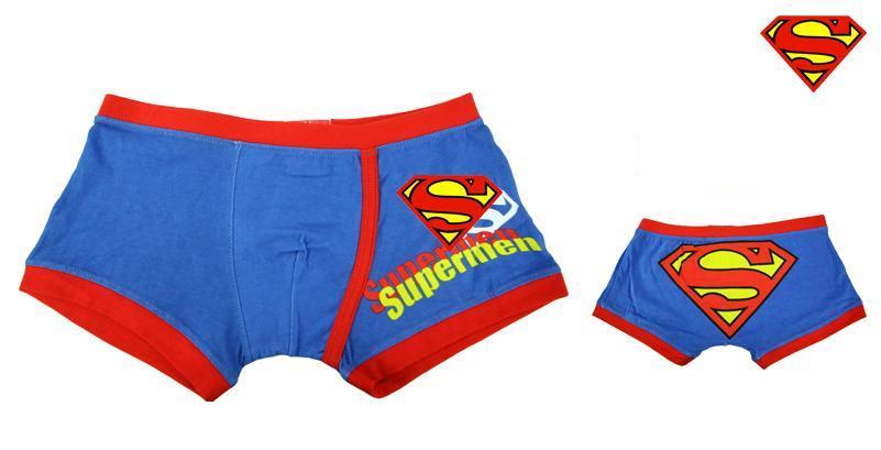 Артикул: 10611 ... купить не только майку, но и трусы супермена.